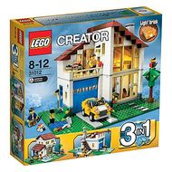 Set 31012 - Buildings: Family House- Nieuw