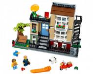 Set 31065-GB Park Street House gebruikt deels gebouwd *B036