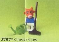 Set 3707-G - Fabuland: Clover Cow -/-/100%- gebruikt