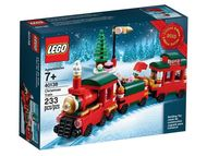 Set 40138 Holiday Christmas Train-Nieuw
