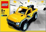 Set 4404 BOUWBESCHRIJVING- Land Buster Auto gebruikt loc