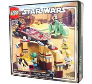 Set 4501 - Star Wars: Mos Eisley Cantina, Blue Box (beschadigd maar gesloten)- Nieuw