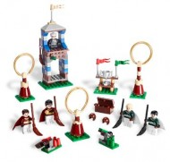 Set 4737-G - Harry Potter: Quidditch Match D/H/C 97-100%- gebruikt