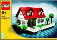Set 4886 BOUWBESCHRIJVING- Villa- Building Bonanza gebruikt loc LOC M1