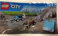Set 5004404 - City: Police Chase (polybag)- Nieuw
