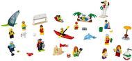 Set 60153 - Town: People Pack- Fun at the beach- Nieuw