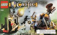 Set 7091 - Kastelen/Ridders: Knight's Catapult Defense- Nieuw