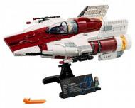 Set 75275-GB A-Wing Starfighter UCS gebruikt deels gebouwd *B036