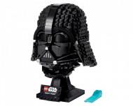 Set 75304-GB Darth Vader Helmet gebruikt deels gebouwd *B036