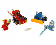 Set 76063 Mighty Micros: The Flash vs. Captain Cold NIEUW