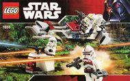 Set 7655 - Star Wars: Colone Troopers Battle Pack- Nieuw