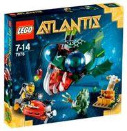 Set 7978 - Atlantis: Angler Attack- Nieuw