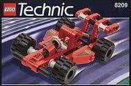 Set 8209 - Technic: Future F1- Nieuw