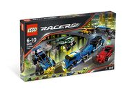 Set 8495 - Racers: Crosstown Guide- Nieuw
