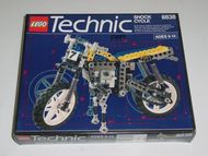 Set 8838 Technic Shock Cycle-Nieuw