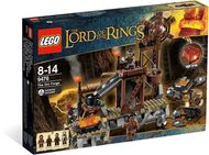 Set 9476 - The Lord of the Rings: The Orc Forge- Nieuw
