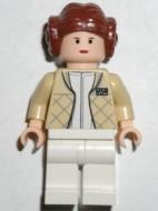 sw0113 Star Wars:Princess Leia (Falcon redesign) witte broek gebruikt *0M0000