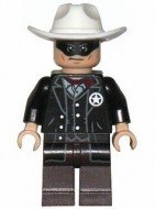 tlr001 MINIPROMO The Lone Ranger: NIEUW *0M0000