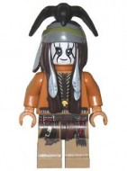tlr002 The Lone Ranger: Tonto NIEUW loc