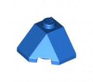 13548-7 WigSTEEN HOEK 2x2 blauw NIEUW *