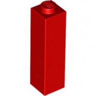 14716-5 Steen 1x1x3 rood NIEUW *5K0000