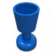 2343-7 Bokaal blauw NIEUW *0L0000