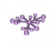 2417-154 Bladen 5x6 lavender NIEUW *5K000