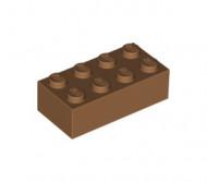 3001-150 Steen 2x4 caramel, midden NIEUW *5K0000