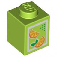 3005pb017-34 Sappak (Friends) lime NIEUW *0M0000