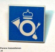 30258pb006-1 Royal Mail CLIP ON wit NIEUW *