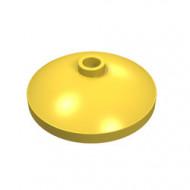 43898-3 Schotel 3x3 geel NIEUW *1L0000