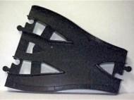 4664-11G DUPLO Wissel zwart gebruikt *