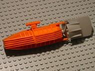 48064c02-4 Bootmotor PAKKETZENDING oranje NIEUW *5D0000