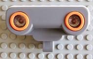 53792-86 Ultrasone sensor Grijs, licht-blwachtig NIEUW loc