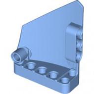 64680-42 Technic, Sierpaneel # 14 Groot kort glad Side B blauw, midden NIEUW *