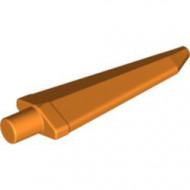 64727-4 Flexibele pijlpunt lengte 3,5 oranje NIEUW *0K000