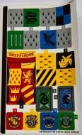 75956stk01 STICKER 75956 HARRY POTTER: Quidditch Match NIEUW *0S0000