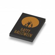 CUS1063 HALLOWEEN- Happy Halloween zwart NIEUW *0A000