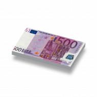 CUSE8166 Tegel 1x2 500 Euro wit *0A000