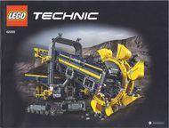 INS42055-G 42055 BOUWBESCHRIJVING- Bucket Wheel Excavator gebruikt *