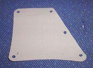 sailbb28-2G Zeil 11x13, 5 gaten (set 6277) wit gebruikt *5D000