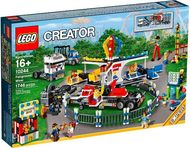 Set 10244 - Creator: Fairground Mixer- Nieuw