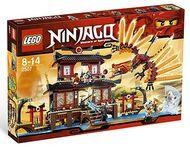 Set 2507 - Ninjago: Fire Temple- Nieuw