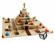 Set 3843-G - Game: Ramjses Pyramid D/H/C 97-100%- Nieuw