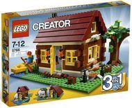Set 5766 - Buildings: Log cabbin- Nieuw