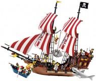 Set 6243-G - Pirates: Brickbeard's Bounty D/H/C 97-100%- gebruikt