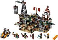 Set 70014 - Legends of Chima: The Croc Swamp Hideout- gebruikt