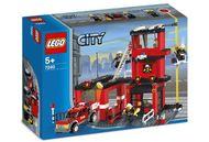 Set 7240 - Fire: Fire Station- Nieuw