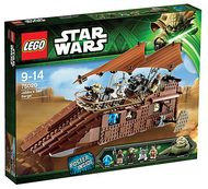 Set 75020 - Star Wars: Jabba's Sail Barge- Nieuw