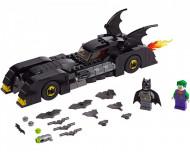 Set 76119-GB Batmobile: Persuit of the Joker gebruikt deels gebouwd *B036